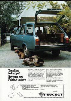 1977 Peugeot 504 Estate