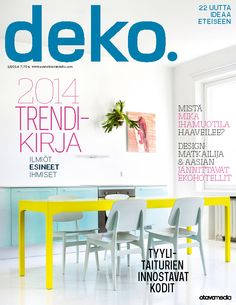 DEKO'S PRINT MAGAZINE 1 14 OUT NOW!