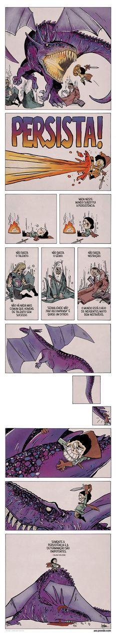Satirinhas - Quadrinhos, tirinhas, curiosidades e muito mais! - Part 512