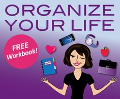 As always, we are here to help you get & stay organized! We have two fantastic tools to help you take action and be ready for the holiday season. You're welcome! Get Organized Tool No.1: …