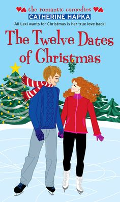12 DATES OF CHRISTMAS: Lexi doesn't believe she and her boyfriend, Cameron, belong together so in an effort to end it guilt-free she decides to get him to fall for another girl. However, when Cameron starts to do just that, Lexi thinks she's made a huge mistake. Can Lexi find a way to rekindle her relationship with Cameron before the Christmas Ball?