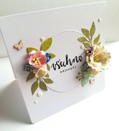 I Card, Place Cards, Place Card Holders, Cards