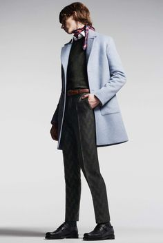Markus Lupfer Fall/Winter 2016/17 - London Collections: MEN - Male Fashion Trends
