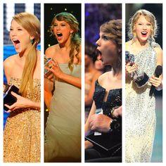 Her facial expressions. Haha:)