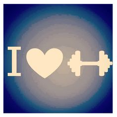 i actually really love lifting weights. its so empowering and it makes you less dependant on some guy to have to carry those darn water bottle cases from storage for you ;)