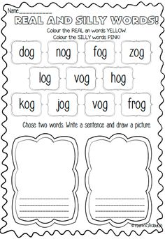 og word family worksheets for kindergarten spelling og words 1st grade worksheets kids. Black Bedroom Furniture Sets. Home Design Ideas
