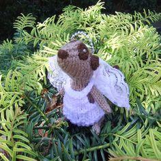 Meerkat Nativity angel cute as can be! £20.00