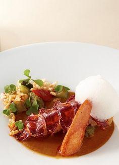 フランス料理 ラ・ベ | レストラン一覧 | ホテル ザ・リッツ・カールトン大阪 公式サイト 【The Ritz-Carlton, Osaka】