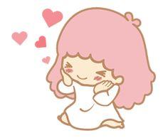 Little Twin Stars darán un toque mágico a tus chats en LINE. Con esas expresiones angelicales te harán olvidar todas tus preocupaciones.