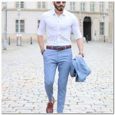 30 The Ultimate Suit Color Combination Guide For Men - grhaku Mens Fashion Blazer, Mens Fashion Wear, Suit Fashion, Fashion Dresses, Formal Dresses For Men, Formal Men Outfit, Semi Formal Outfits, Formal Wear For Men, Formal Shirts