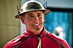 'Flash' finally revealed the man in the iron mask during Season 2 finale 'The Race of His Life,' unmasking the figure as Earth-3 Jay Garrick, John Wesley Shipp.