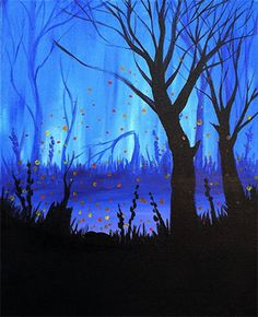 Paint Nite Philadelphia | Headhouse Crab and Oyster Bar 10/4/14