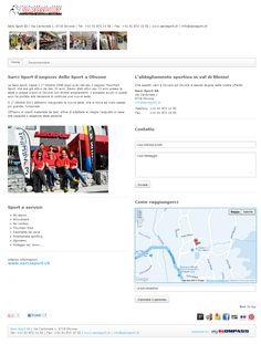 Sport, Olivone, Blenio, Biasca, Sci alpino, Sci di fondo, Alpinismo, Mountain Bike, Abbigliamento sportivo, Scarpe montagna