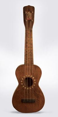 Indian Head vintage ukulele