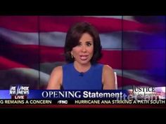 Judge Jeanine Pirro - Opening Statement - Obama and CDC Fail on Ebola Co...