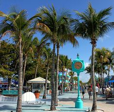 Times Square Fort Myers Beach, FL