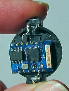 ESP8266 Key Fob