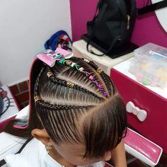 Girl Hairstyles, Braided Hairstyles, Baby Girl Hair, Future Daughter, Braids For Long Hair, Braid Styles, My Beauty, Long Hair Styles, Videos