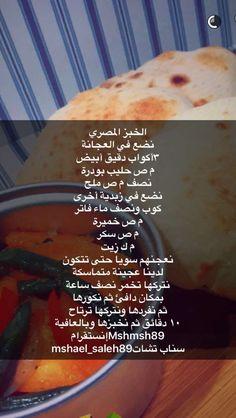 الخبز المصري