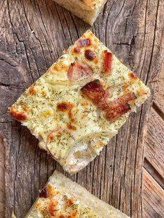 Podplamenník z kvásku - Nelkafood s láskou ku kvásku Pizza, Cheese, Food, Essen, Meals, Yemek, Eten
