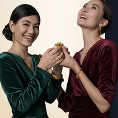 Transforming the frog into gold with the purest of friends. gold jewelry makes shining statements. 24k Gold Jewelry, Jewelry Making, Pure Products, Friends, Amigos, Boyfriends, Jewellery Making, Make Jewelry, True Friends