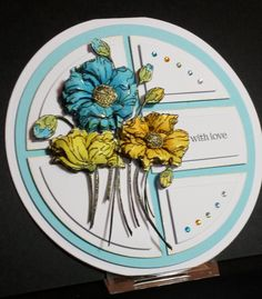 Marianne's Creative World........: My Crealies Cards ..... I adore these little Patchwork Dies !!!