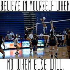 The best way to prove someone wrong is to show them you can do something they thought you couldn't Volleyball Funny, Volleyball Workouts, Volleyball Quotes, Volleyball Players, Softball, Funny Sports Memes, Sports Humor, Funny Things, Random Things