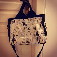 Sac #Foxtrot de @verosacotin pour ma maman ! #bag #sewing #couture #sac #Sacôtin