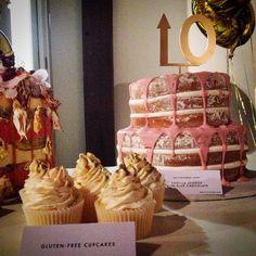 """Cakeage. Happy 10th birthday, #karenwalkereyewear! #kwe10years #cake #10 #sydney"""
