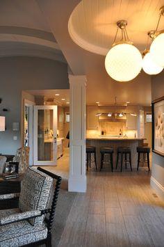 Scandinavian House House Interior Design And Tile