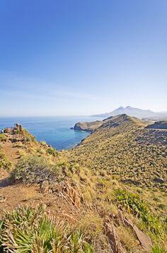 Cala del Príncipe, Cabo de Gata, Almería