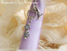 Western Wedding Bouquet Charm by KeepsakesByKatherine on Etsy, $12.99