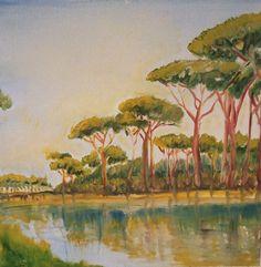 """Pinien südlich von Rom"""""""
