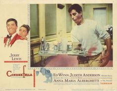 Jerry Lewis in Cinderfella