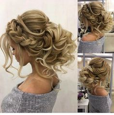 Never underestimate me #cancer Wedding Hairstyles For Long Hair, Unique Hairstyles, Wedding Hair And Makeup, Short Hairstyles For Women, Braided Hairstyles, Hair Makeup, Quince Hairstyles, Hairstyle Wedding, Hairstyle Ideas