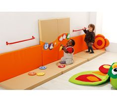 Interactive Soft Wall and Floor Mats    http://www.atomicplaygrounds.com/products/toddler-accessories/soft-mats/#
