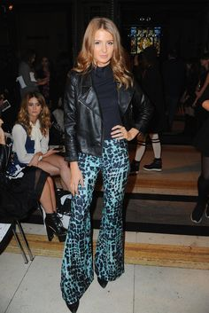 Pin for Later: Here's Everything Millie Mackintosh Wore to Parties and Appearances in 2015 February 2015 Wearing Felder Felder.