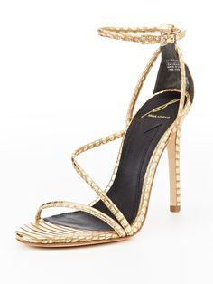 Labrea Strappy Sandal by B Brian Atwood at Gilt