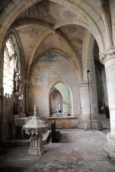 Abbaye de Lachalade.Lorraine