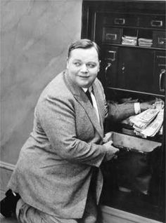 """Roscoe """"Fatty"""" Arbuckle was a silent comedy film star who starred and directed films such as """"Daydreams"""" (1922) and """"The Iron Mule"""". He was a mentor for Charlie Chaplin and Buster Keaton."""
