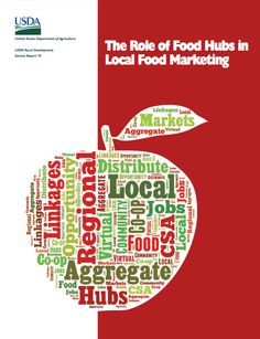 USDA released a report which provides a comprehensive look at the economic role, challenges and opportunities for food hubs in the nation's growing local food movement. The success of food hubs is rapidly expanding, with well over 200 food hubs now operating in the United States. Environmental Research, Food Hub, Challenges And Opportunities, Food Network Recipes, Good Food, Food Marketing, Agriculture, United States, Success