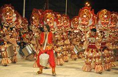 Carnaval! Gualeguaychu, Argentina