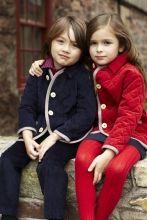 Oscar de la Renta Children's Line via www.LuxeCrush.com