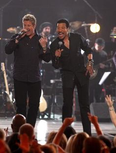 Lionel Richie (with Rascal Flatts)