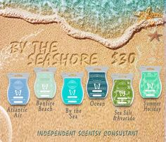 Scentsy Aquatic scents enliven life of the of oceans' mystic breeze relieving stresses of the day and fills the mind peace and serenity. Bundle & Save 6 Bars for $30