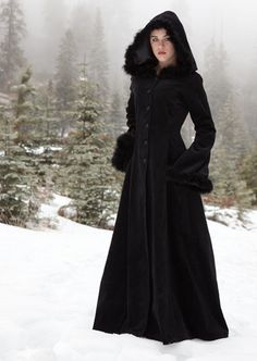 Maxi coat...I want this!