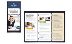 tax preparer tri fold brochure template trifold brochure