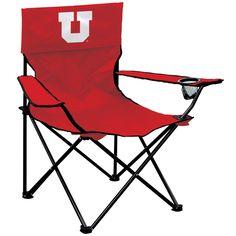 Outdoor Camp Chair - University of Utah Utes - 810020UUTAH-001