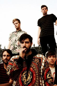 Foals :) Bang Banging ask for more