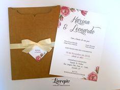 13 melhores imagens de Convite | Convite floral, Fundo
